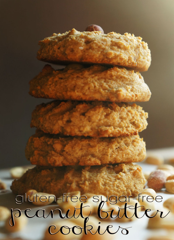 GF-SF-Peanut-Butter-Cookies