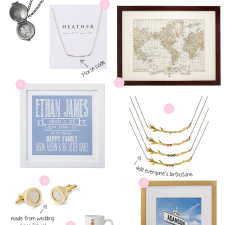 Personal Gift Ideas for Everyone