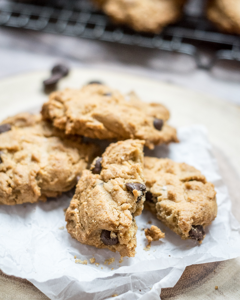 Peanut Butter Chocolate Chip Cookies-10