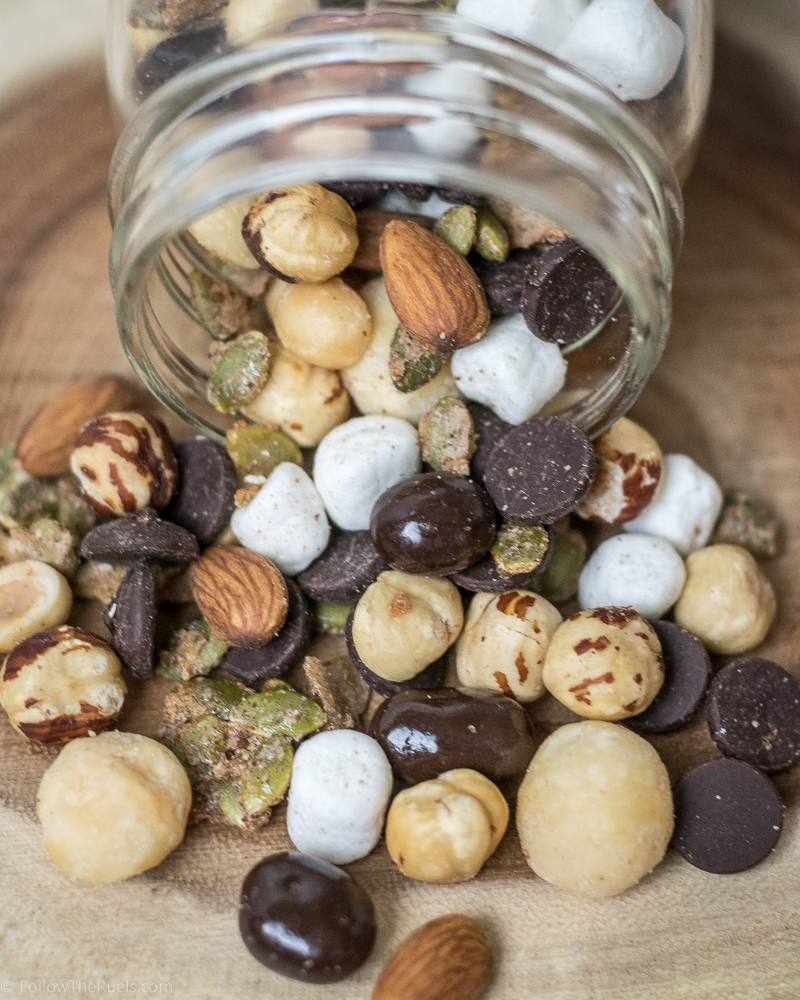 Mexican Hot Chocolate Trail Mix