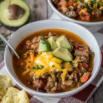 Healthy and Hearty Turkey Chili
