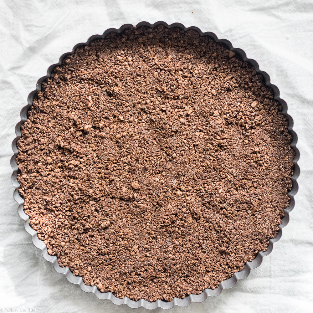 Chocolate crust